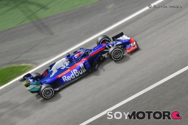 Toro Rosso en el GP de China F1 2019: Previo – SoyMotor.com