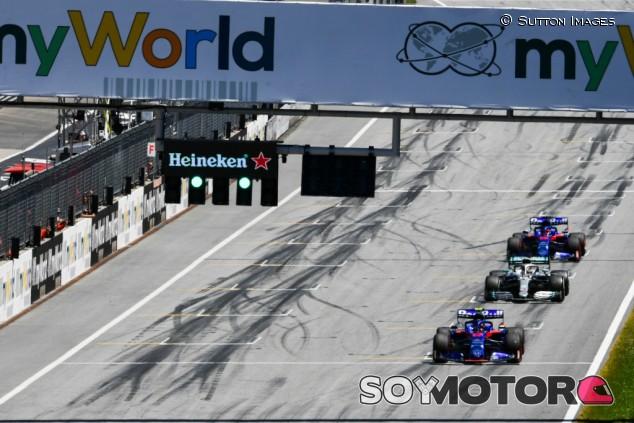 Toro Rosso en el GP de Austria F1 2019: Viernes – SoyMotor.com