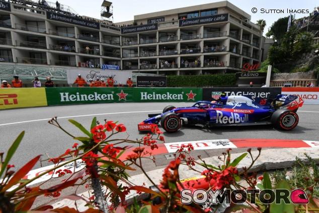 Toro Rosso en el GP de Mónaco F1 2019: Sábado – SoyMotor.com