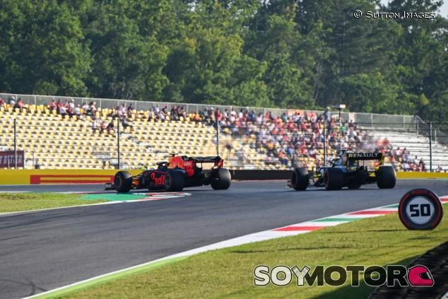 Red Bull en el GP de La Toscana F1 2020: Domingo - SoyMotor.com