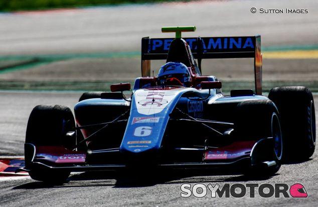 Giuliano Alesi en España - SoyMotor.com