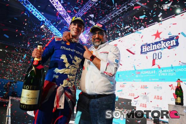 Lynn gana en Londres; De Vries, nuevo líder de la Fórmula E - SoyMotor.com