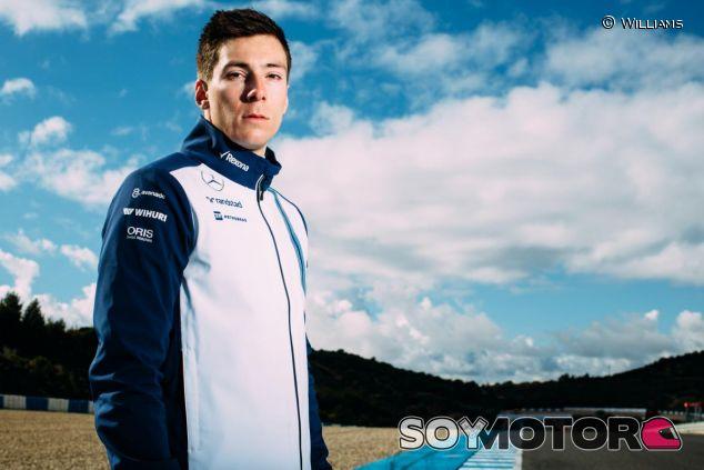Alex Lynn disputará su segunda temporada en GP2 este año - LaF1