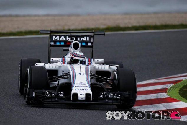 Lynn, entre los favoritos para ser titular de Williams en 2017 - LaF1