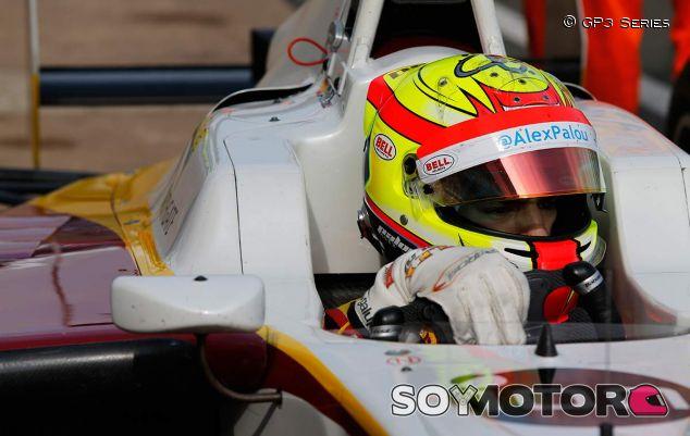 Alex Palou en Silverstone - LaF1