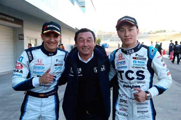 Doblete del equipo Nakajima en la clasificación de Suzuka - SoyMotor