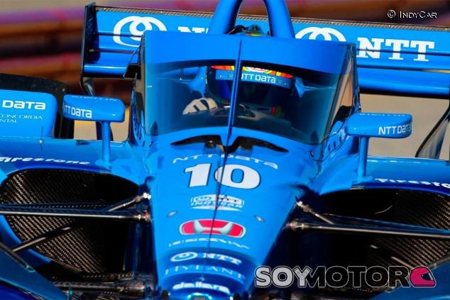 Palou ya hizo dos test con Chip Ganassi a finales de 2020 - SoyMotor.com