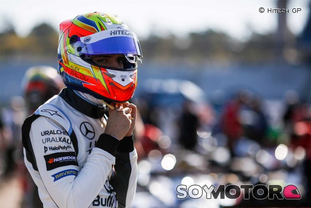 Alex Palou en la Fórmula 3 europea - SoyMotor