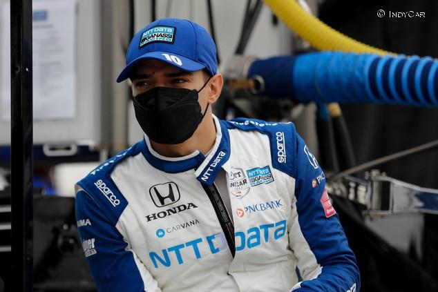 Alex Palou, único español de las 500 Millas de Indianápolis 2021 - SoyMotor.com