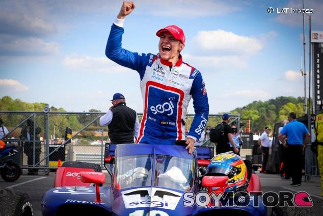 Alex Palou gana el GP de Alabama en Barber - SoyMotor.com