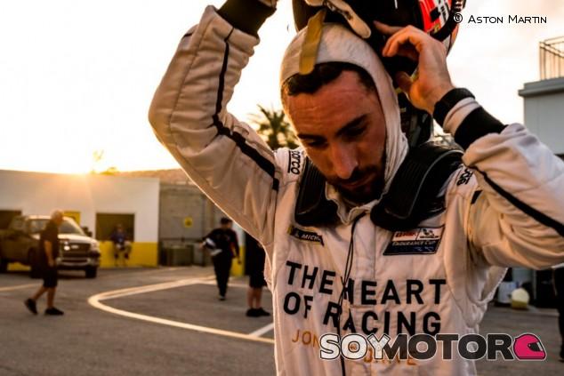 OFICIAL: Álex Riberas, piloto oficial de Aston Martin en 2020 - SoyMotor.com