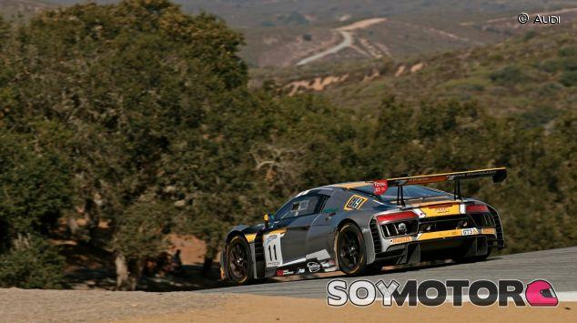 Audi R8 - SoyMotor.com