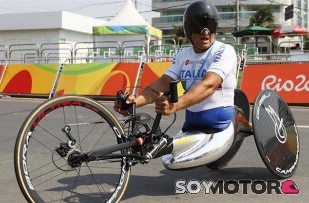 Alex Zanardi en Rio de Janeiro - LaF1