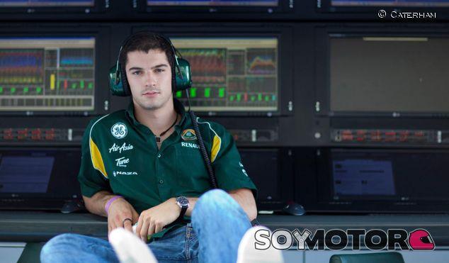 Alexander Rossi anuncia su desvinculación de Caterham - LaF1.es