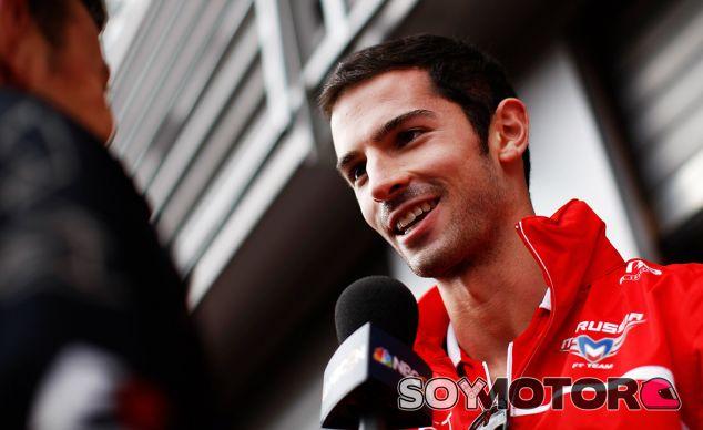 Alexander Rossi, en la lista para sustituir a Jules Bianchi en Sochi - LaF1.es