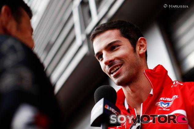 Alexander Rossi - LaF1.es