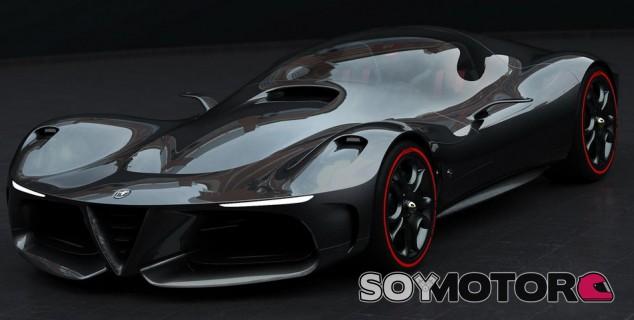 Alfa Romeo GTL Series: concepto de ensueño - SoyMotor.com