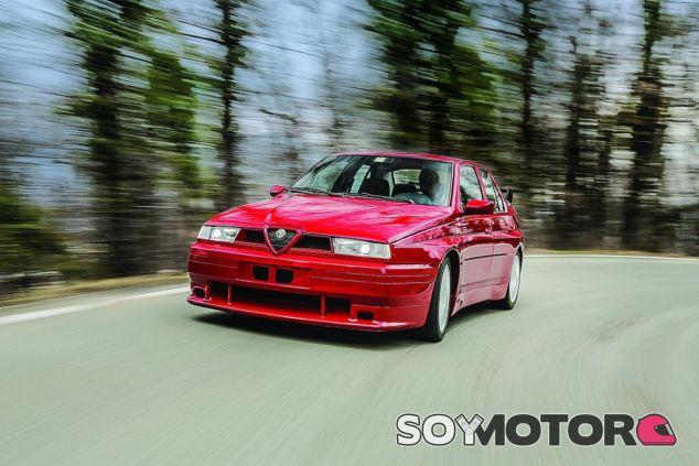 Alfa Romeo 155 GTA Stradale: Bonhams subastará la única unidad que existe - SoyMotor.com
