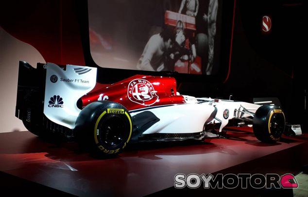 Alfa Romeo Sauber: presentación oficial en Milán - SoyMotor