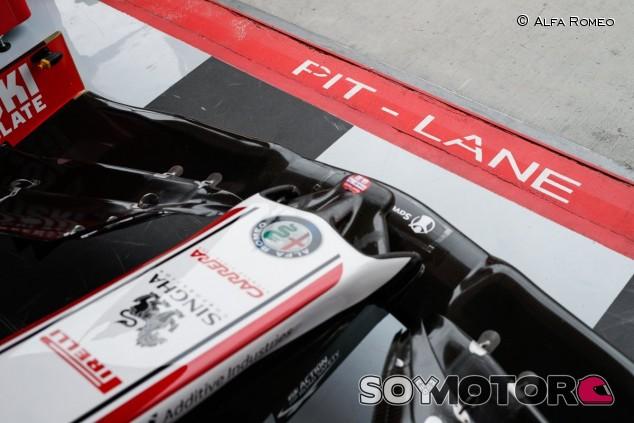 Alfa Romeo en el GP de Gran Bretaña F1 2020: Previo - SoyMotor.com