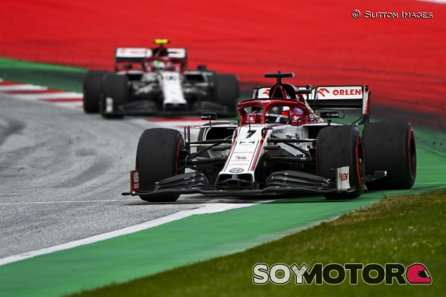 Alfa Romeo en el GP de Hungría F1 2020: Previo - SoyMotor.com