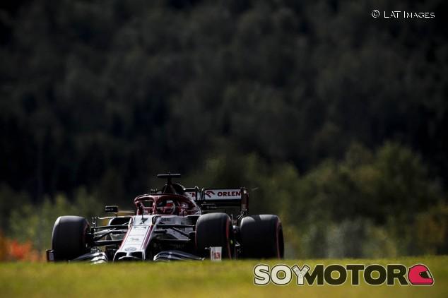 Alfa Romeo en el GP de Portugal F1 2020: Previo - SoyMotor.com