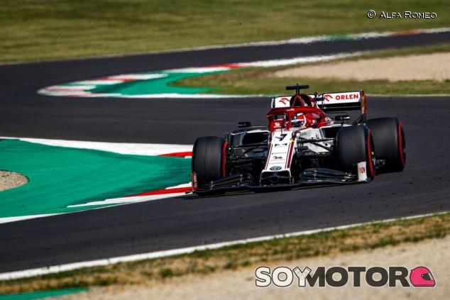 Alfa Romeo en el GP de La Toscana F1 2020: Viernes - SoyMotor.com