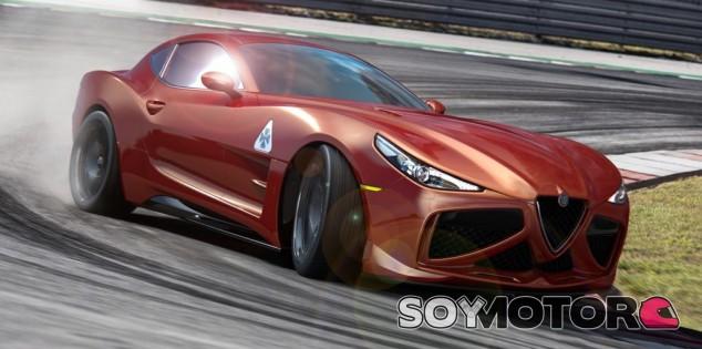 Alfa Romeo GTV - SoyMotor.com
