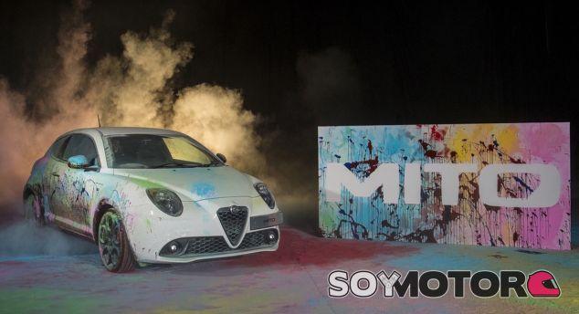 De esta guisa quedó el Alfa Romeo MiTo cuando terminó su primer cuadro - SoyMotor