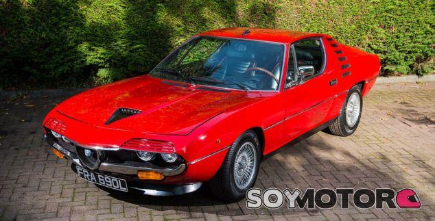 Alfa Romeo Montreal - SoyMotor.com