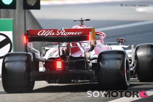 Alfa Romeo temió sufrir en China la misma avería que Leclerc en Baréin - SoyMotor.com