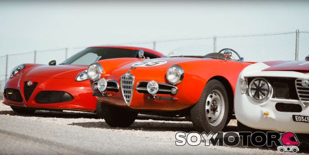 Esto es el amor por Alfa Romeo - SoyMotor.com