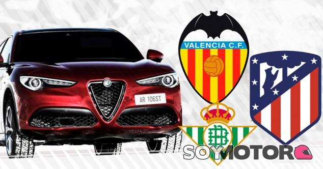 Atleti, Valencia, Betis y Alfa Romeo, una familia de pura competitividad - SoyMotor
