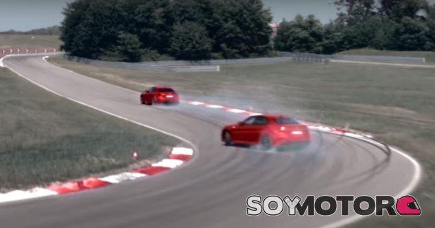 Alfa Giulia QV Balocco - SoyMotor.com