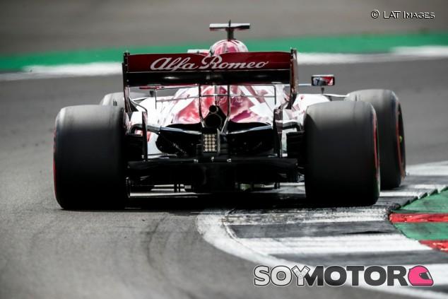 Alfa Romeo en el GP de Gran Bretaña F1 2020: Sábado - SoyMotor.com