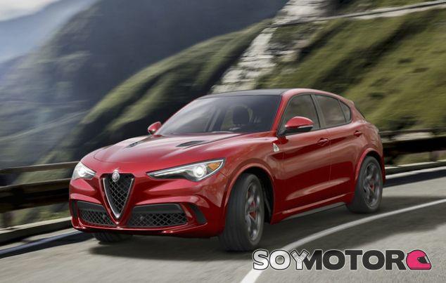 Alfa Romeo Stelvio QV - SoyMotor.com