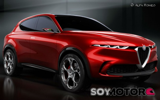 El nuevo Alfa Romeo Tonale Concept se ha presentado en el Salón de Ginebra - SoyMotor.com