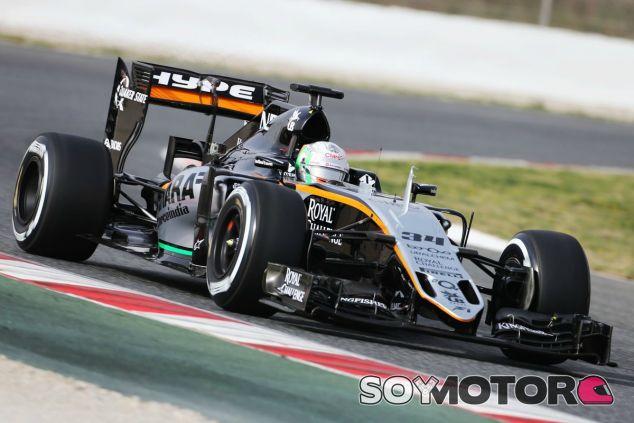 Celis Jr. estrenó el VJM09 en el primer día de test - LaF1