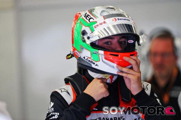 Alfonso Celis hará su segunda aparición esta temporada - LaF1