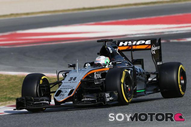Alfonso Celis Jr es el elegido de Force India para disputar los test post GP - LaF1
