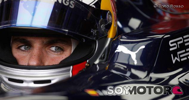 Jaime Alguersuari critica la poca exigencia de la F1 para los jóvenes pilotos - LaF1.es