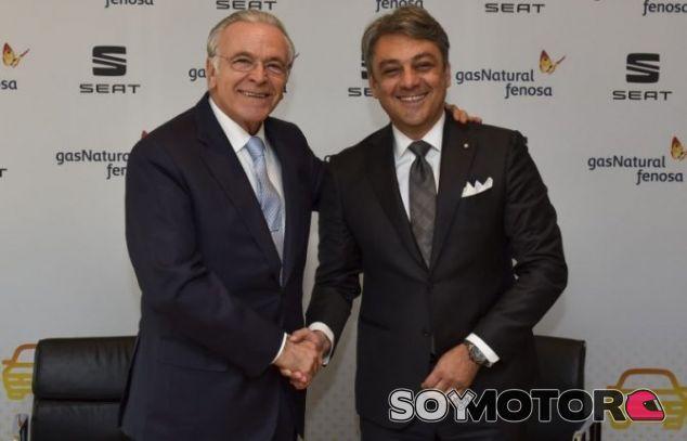 Alianza Seat FENOSA - SoyMotor.com