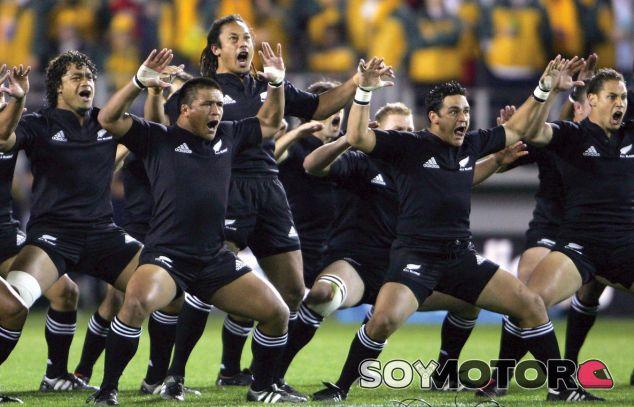 Los All Blacks, la selección de rugby de Nueva Zelanda - LaF1