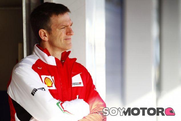 James Allison dejó Ferrari esta temporada - LaF1