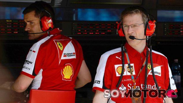Allison no se confía a pesar de la victoria de Vettel - LaF1