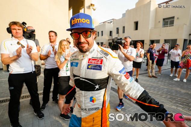 Alonso, de Sebring a Woking antes de la pretemporada de F1