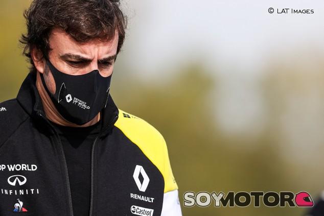 Wolff, con ganas de ver al nuevo Alonso de vuelta - SoyMotor.com