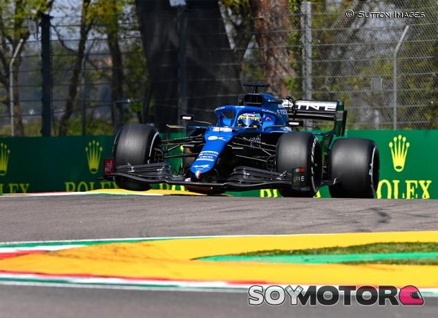 El último encargo de Alonso a Alpine para sentirse más cómodo - SoyMotor.com