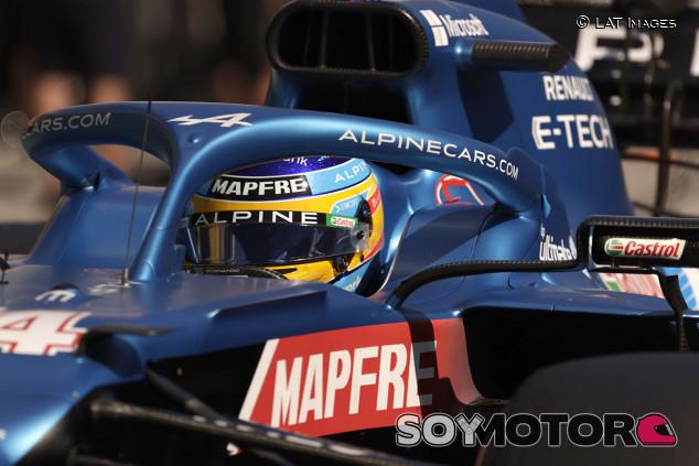 Alpine necesitará el 'extra' que Alonso suele dar en Hungría - SoyMotor.com