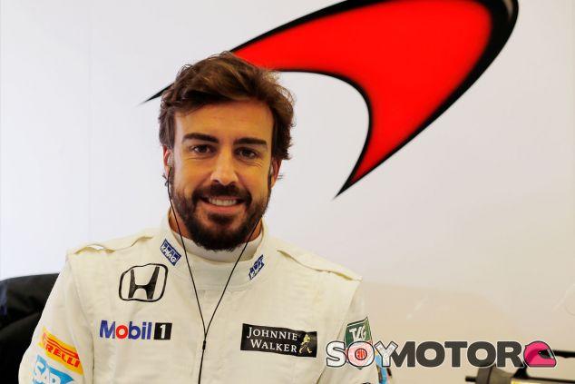 Fernando Alonso en una imagen de archivo de Jerez - LaF1